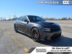 2015 Dodge Charger SRT Hellcat w/Sunroof  Brass Monkey Rims  w/S