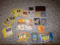 JEUX VIDEO POKEMON PLUS CARTES POKEMON RARE