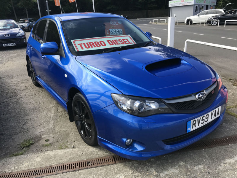 59 reg subaru impreza 2 0d rc boxer diesel in newcastle. Black Bedroom Furniture Sets. Home Design Ideas