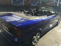 VAUXHALL ASTRA BERTONE CONVERTIBLE >24hr REDUCED SALE PRICE < DRIVES GREAT