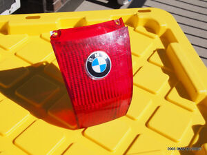 Tail Light Assembly 2003 BMW K1200GT or RS