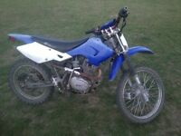 2007 Midwest tfx125 just like a 80