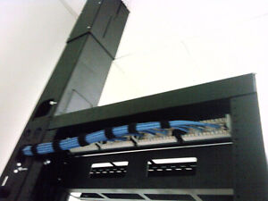 Security IP Cameras,Data Cabling Cat5e /Cat6/6a/Fiber Optics etc Oakville / Halton Region Toronto (GTA) image 9