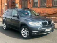2012 BMW X5 xDrive30d SE 5dr Auto 7 SEATER IVORY LEATHER ESTATE Diesel Automatic