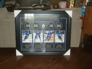 toronto maple leafs, young guns team picture