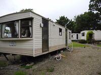 Static caravan 2001 Cosalt Torino 30x10 2 beds £3750.00 plus site fees