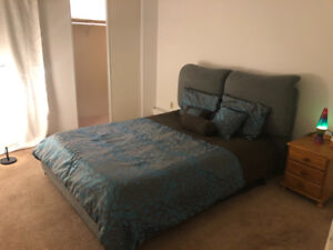 $680 Furnished room available close to marine drive station
