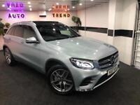 Mercedes-Benz GLC250 2.1d ( 204ps ) d ( Premium Plus ) ( s/s ) 4MATIC 2018 AMG