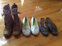 Lot de 3 paires de chaussures
