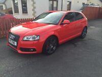Audi A3 2.0 tdi 140 black edition