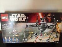 Lego Star Wars homing spider droid BNIB