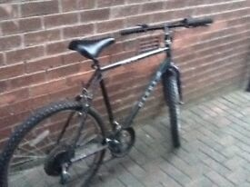 Magna Mountain bike gents