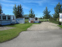 Campsite for rent in Southern Allberta 2016 season