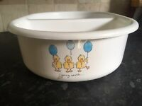 Top and Tail Baby Bowl/Bath