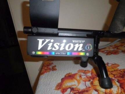 WHITES V3I METAL DETECTOR..TOP OF THE LINE..RETAILS $2565!!!!! Bentley Park Cairns City Preview