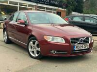 2009 Volvo S80 2.5 FT SE Lux Geartronic 4dr