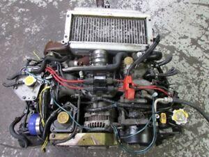 JDM Subaru Impreza WRX STi GC8 EJ20K Engine 5 Speed Transmission