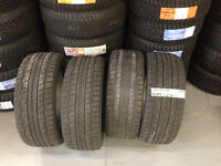 225/55R/17 4 Used Dunlop Graspic Winter Tires @ Auto Trax City of Toronto Toronto (GTA) Preview