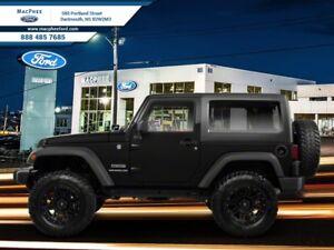 2012 Jeep Wrangler Sahara  - Low Mileage
