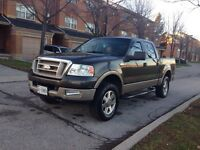 TRADE + CASH or SALE 2005 Ford F150 KING RANCH !!