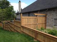 Decks and fences by Dorken Construction