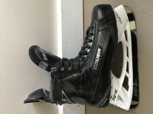 Bauer 1S Limited Edition / lame blacksteel