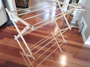 Clothes rack/dryer