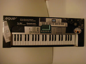 New Equip Electronic Keyboard piano