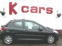 LOW MILES 2009 PEUGEOT 207 1.4 S CHEAPEST ONE AROUND