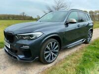 2020 (70) BMW X5 M50d ONLY 7,000 MILES STUNNING EXAMPLE WITH BODY KIT £1000'S!!!