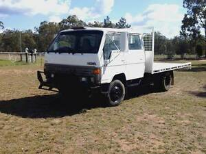 TOYOTA DYNA 300 DUAL CAB, 7 SEATER, 1992 DIESEL TRUCK Weranga Dalby Area Preview