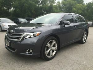 2013 TOYOTA VENZA AWD * LEATHER * SUNROOF * REAR CAM * NAV * BLU London Ontario image 2