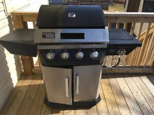 Black and decker barbecue