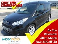 2016 66 FORD TRANSIT CONNECT 200 SWB LIMITED 1.5 TDCI 120PS DIESEL
