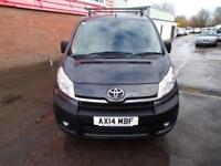 Toyota Proace L2H1 HDI 1200 WITH A/C 163PS