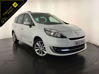 2013 RENAULT GRAND SCENIC D-QUE T-T LUXE DCI RENAULT SERVICE HISTORY FINANCE PX