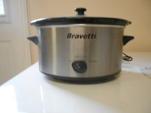 BRAVETTI SLOW COOKER