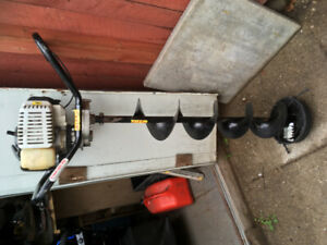 Gas Ice Auger | Buy or Sell Fishing, Camping & Outdoor