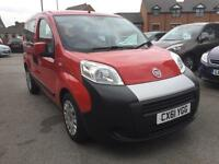 2011 Fiat Qubo 1.3 Multijet Active Dualogic 5dr (start/stop)