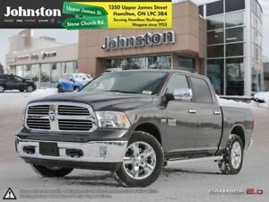 2018 Ram 1500 Big Horn  -  Uconnect - $128.17 /Wk