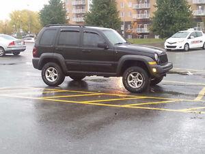 2007 Jeep Liberty VUS