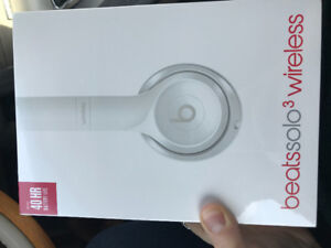 Beats Solo 3 headphones!
