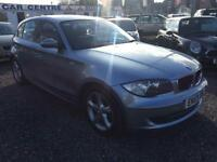 2010 BMW 1 SERIES 116i [2.0] Sport 5dr