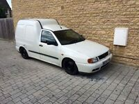 Vw caddy van for sale