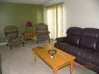 3 bedroom furnished condo in KINCARDINE