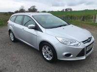 2012/62 Ford Focus Estate 1.6TDCi
