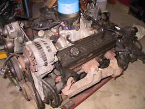 1994 Chevrolet 350 TBI and 4 speed automatic