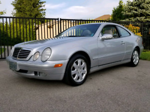 2000 Mercedes Benz CLK 320 * Only 54 Kms!*