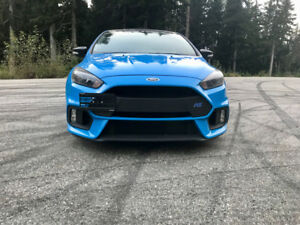 ***Take-over my lease*** 2018 Ford Focus RS
