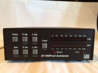 LDG AT-100 Pro II Autotuner - Yaesu - Icom - Kenwood - Alinco